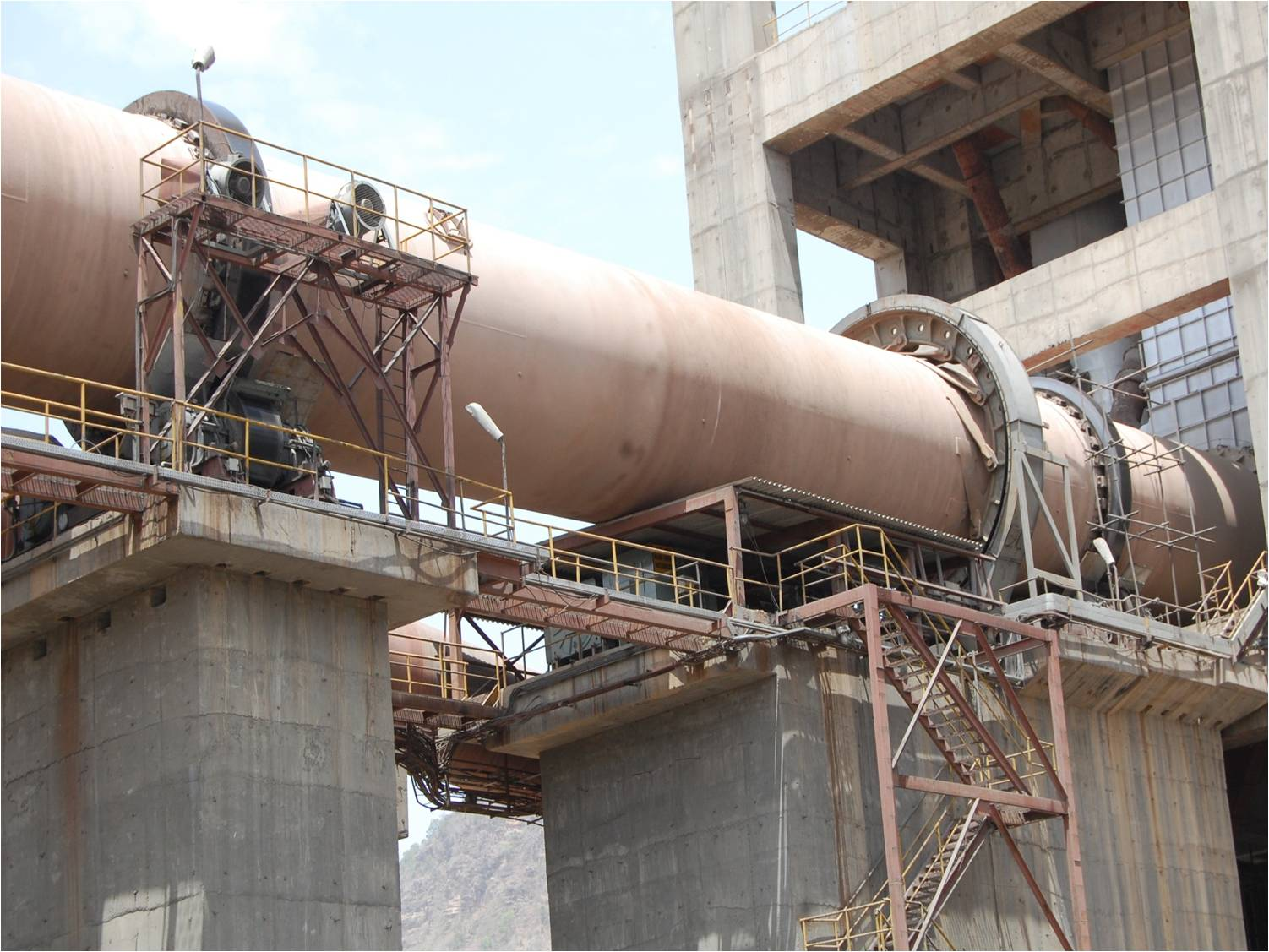 Flash Cement Plant In Cooler : Heavy engineering works